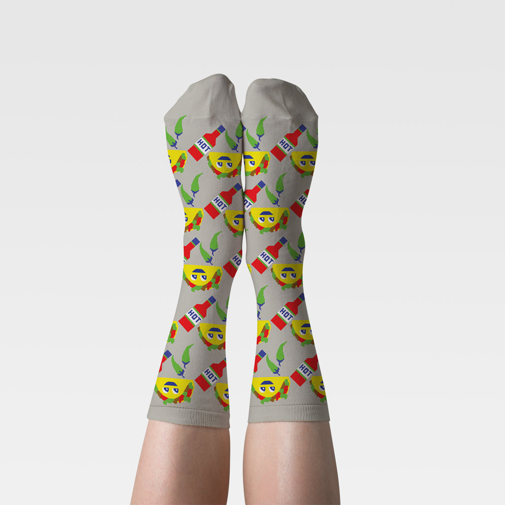 Taco Crew Socks - Women's