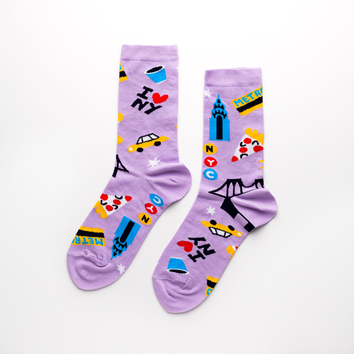 NYC Crew Socks - Women's