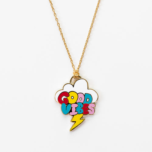 Good Vibes Pendant