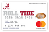 Alabama Mastercard® Gift Card