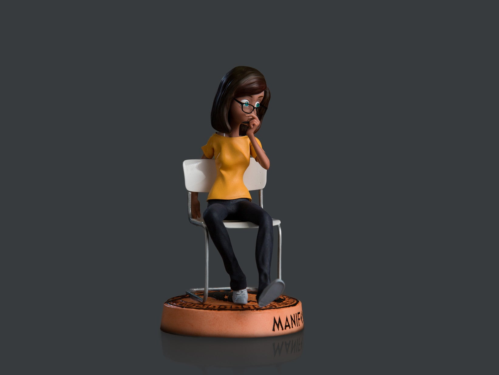 Manifesto Girl Collectible
