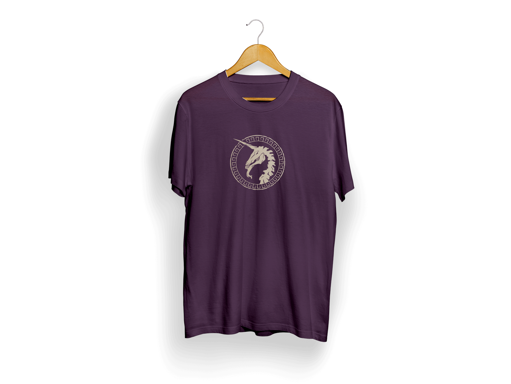 Logo T-Shirt Purple