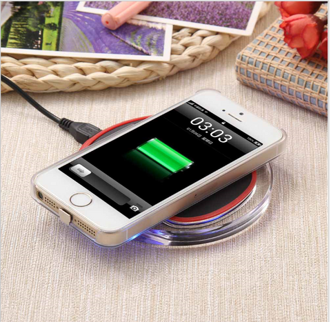 iPhone Wireless Phone Charger