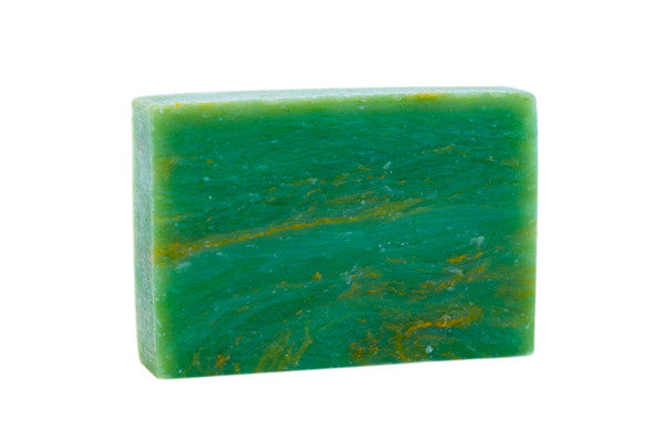 Green Clover Bar Soap