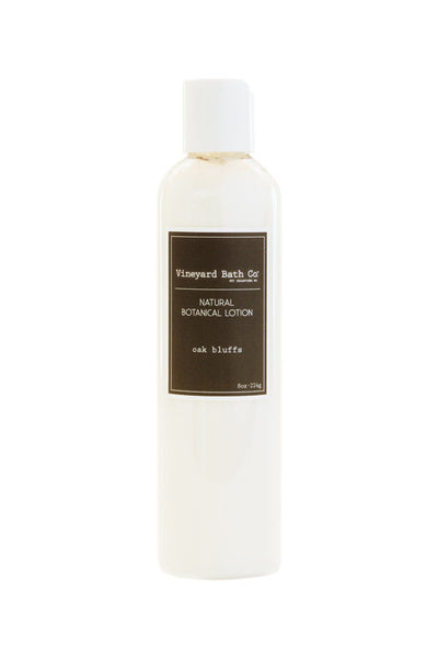 Oak Bluffs Natural Botanical Lotion