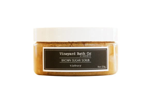 Tisbury Brown Sugar Scrub