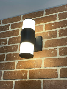 Wall Sconce Lights with Plastic Covers
