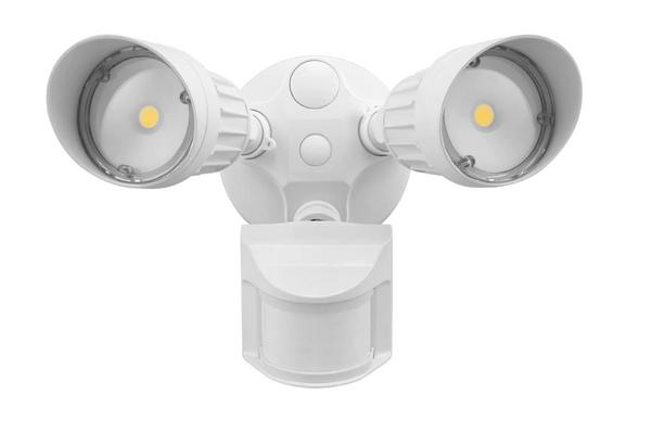 LED Dual Motion Security Light