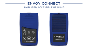 Envoy Connect, Accessible MP3 Player