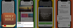 The Bible App (YouVersion) and Aurora Ministries are looking for Beta Testers.