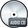 PICTURE OF AUDIO CD