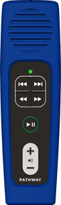 Pathway Audio Bible Player // Easy & Affordable Bible Reader