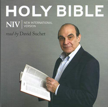 Load image into Gallery viewer, NIV Audio Bible Player by David Suchet // New International Version Bible Reader