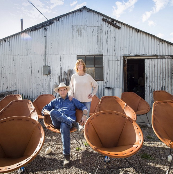 Jamey and Constance Garza | Garza Marfa | Our Story