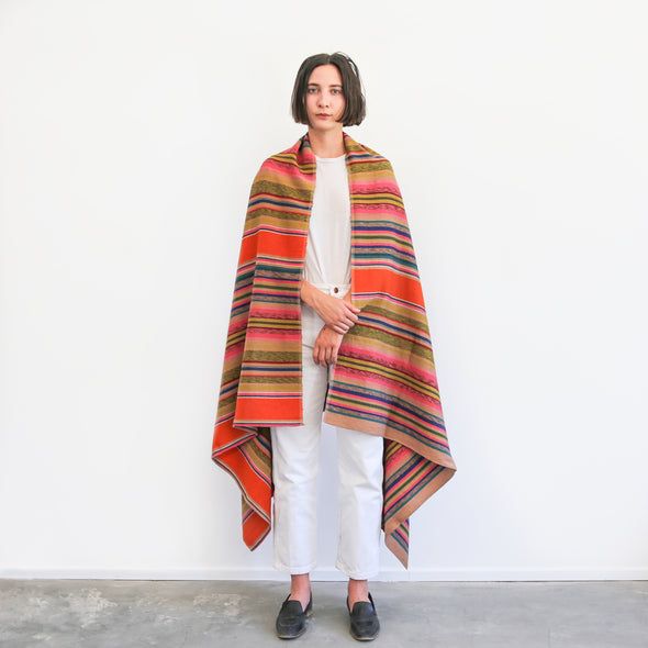 Desert Shawl - Orange