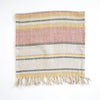 Linen Blanket Striped Hand Towel