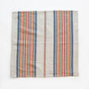 Linen / Cotton Dish Towel Stripe Napkins, Set of 4