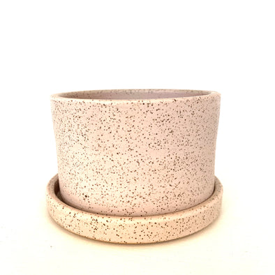 Alexandria Cummings: Speckled Medium Planter