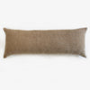 Linen Chambray Large Bolster Pillowcase