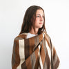 Desert Shawl - Brown