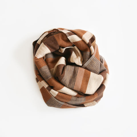 Desert Scarf - Brown