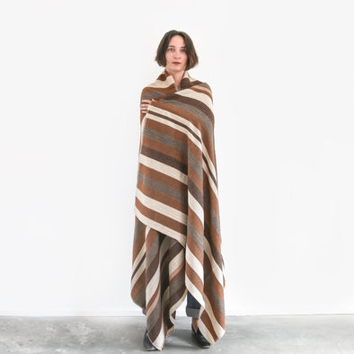 Desert Blanket - Brown