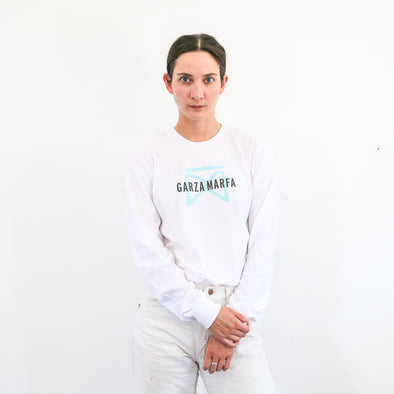 Garza Marfa - Unisex Cotton Long Sleeve