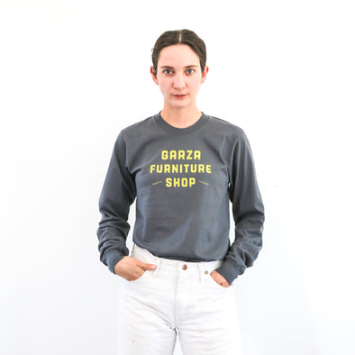 Garza Furniture Shop - Unisex Cotton Long Sleeve