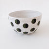 Matthew Ward Split Polka Dot Bowl