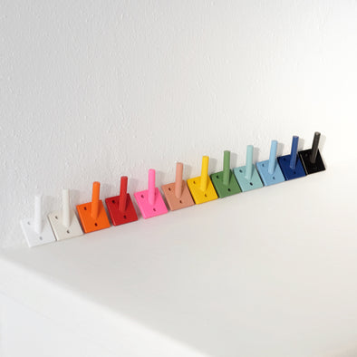 Powder Coated Wall Hook