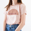 Garza Furniture Jungmaven Half Moon Womens Tee