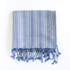 Linen / Cotton Small Ticking Hand Towel