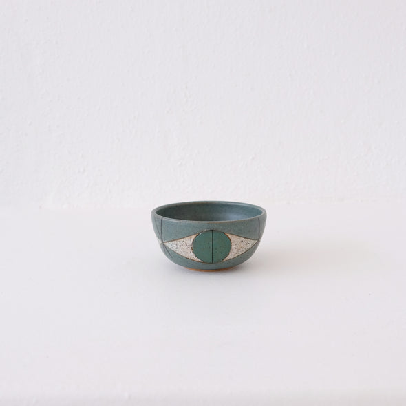 Matthew Ward Small Felix Bowl : Sky