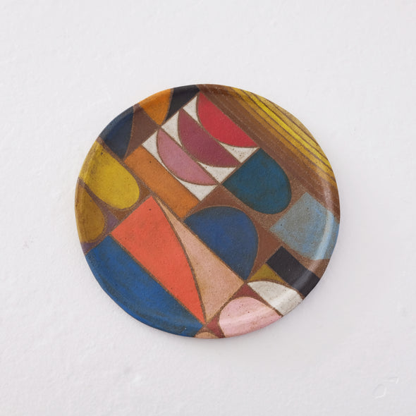 Rory Foster Shapes Plate