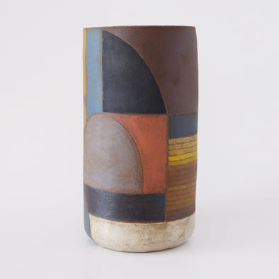 Rory Foster Vessel : Earth Tones + Pastels