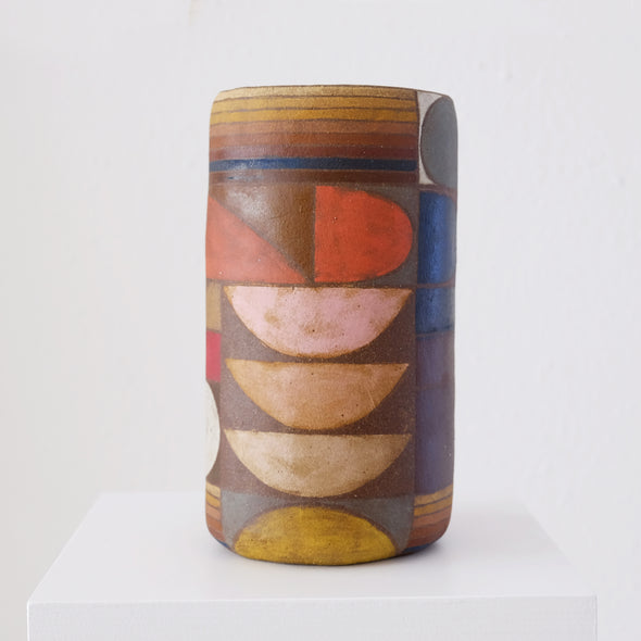 Rory Foster Vessel : Earth Tones