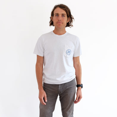Garza Furniture Jungmaven Workshop Logo Pocket Tee