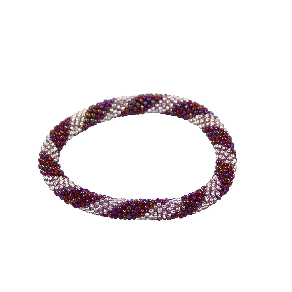 Wine O Clock Bracelet Hooray Cabernet