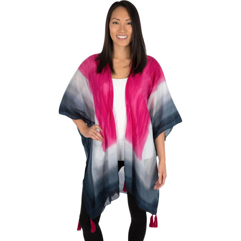 Hand Painted Cotton Kimono NEW!