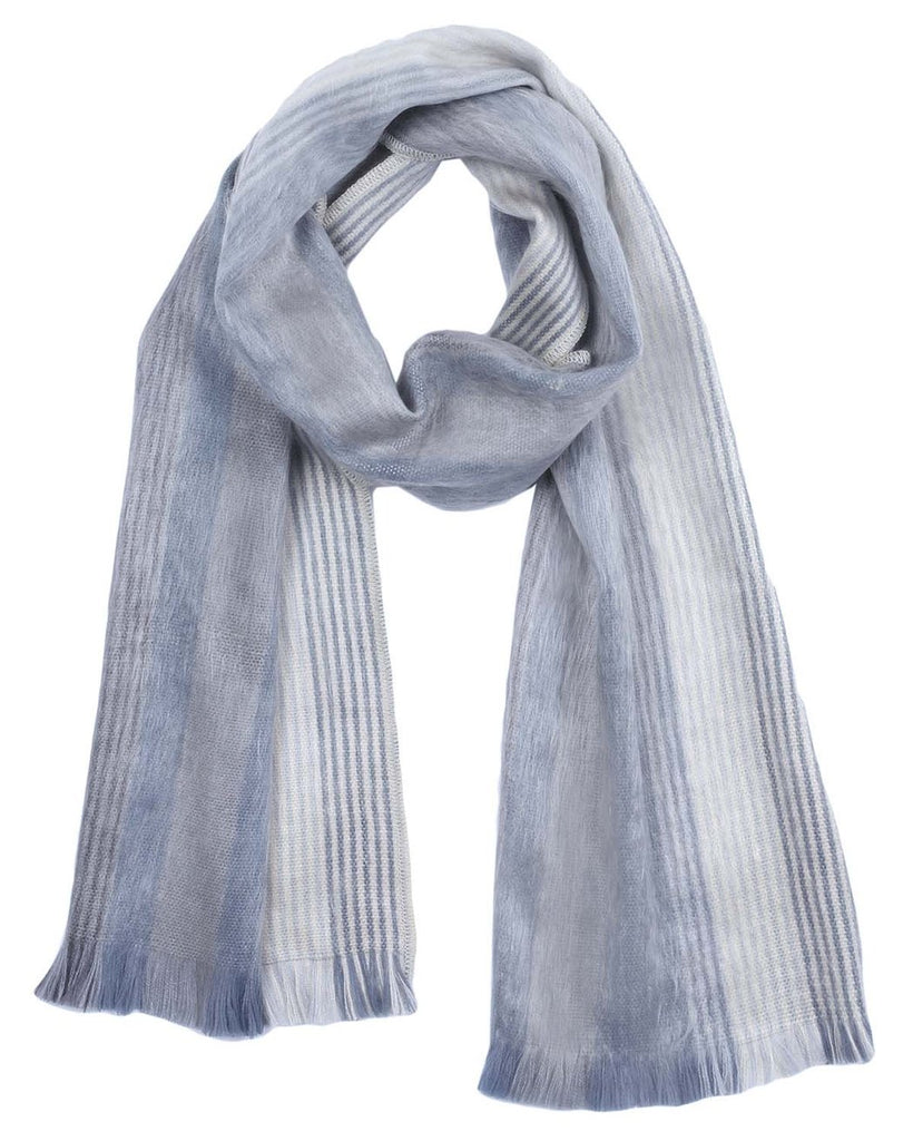 Alpaca Unisex Scarves Polar Drift