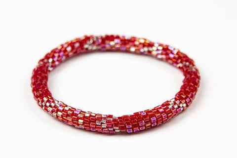Orange You Glad Bracelet Electric Vermillion
