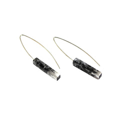 Sustainable Plant Based Eco-Resin Mini Palito Stick Earrings