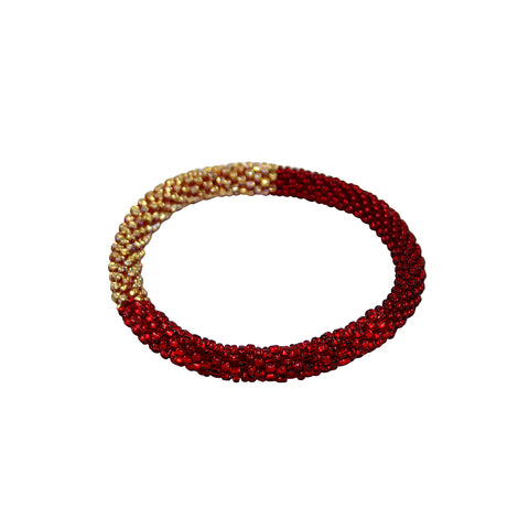 Roses are Red Bracelet Scarlet Rose NEW