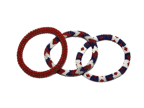 Nautical Beaded Bracelet Group