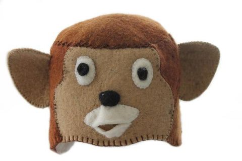 Monkey Zootie Hat New!!