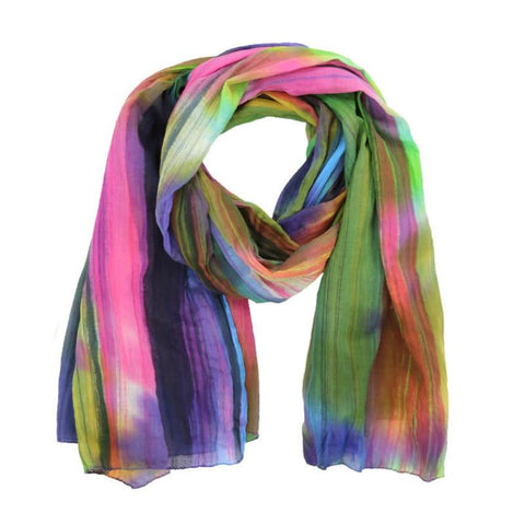 Artists Studio Cotton Scarf