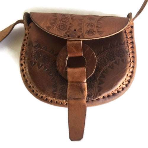 Leather Crossbody Alicia Bag NEW!
