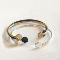 Hexagon Strand Bracelet New!