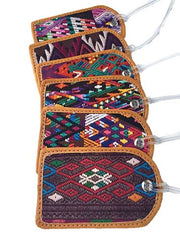 Guatemalan Luggage Tags
