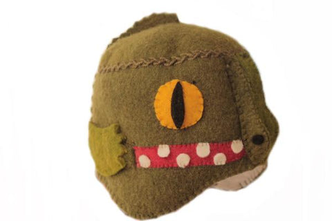 Dinosaur Zootie Hat New!!